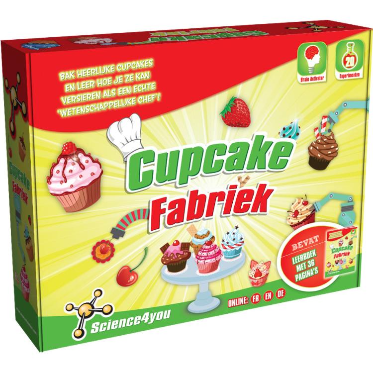 Cupcake Fabriek
