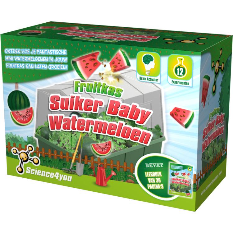 Image of Fruitkas - Suiker Baby Watermeloen