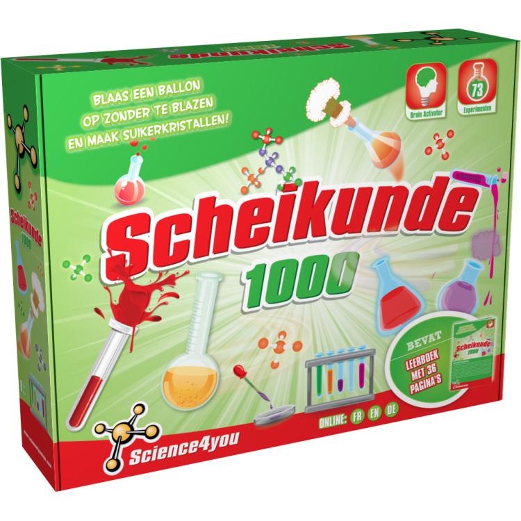 Image of Scheikunde 1000