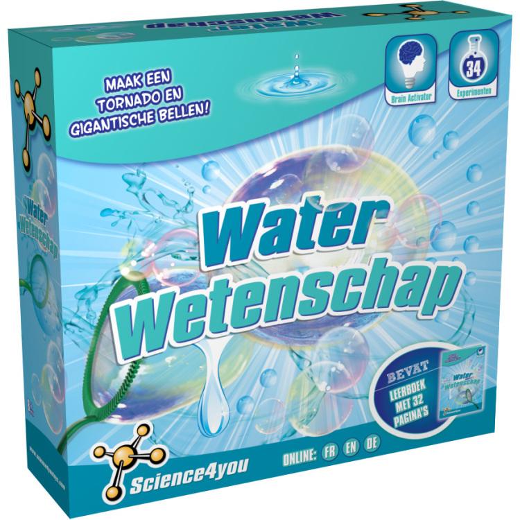 Image of Water Wetenschap
