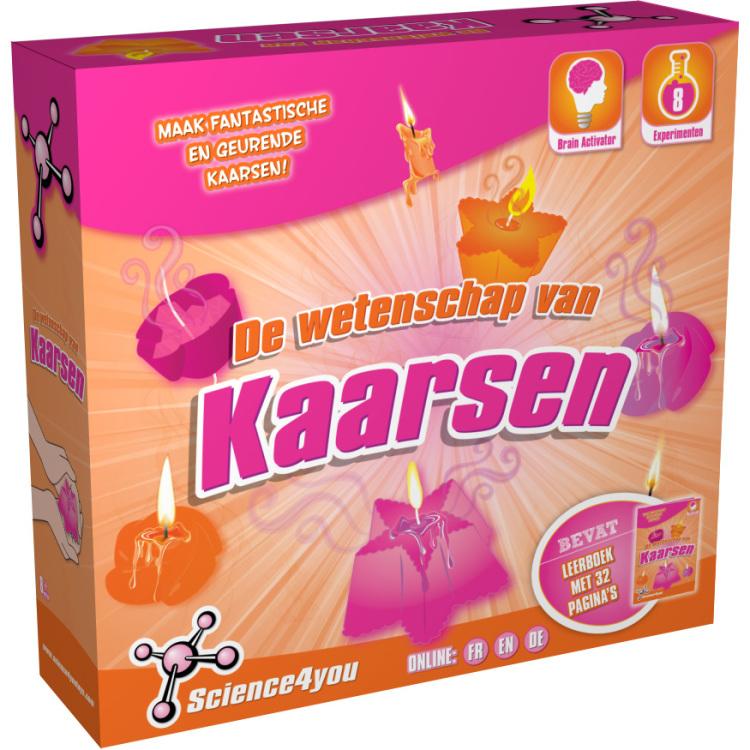 Image of De Wetenschap Van Kaarsen