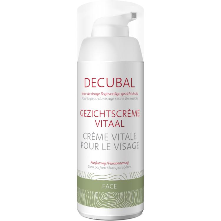 Image of Gezichtscreme Vitaal (50 Ml)