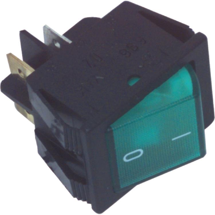Productafbeelding voor 'Stroomschakelaar R210-1C5L-BGZMWC-A'