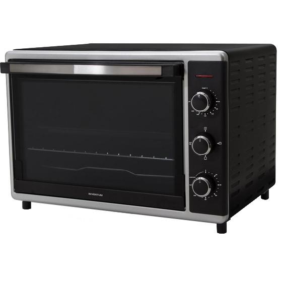 Inventum OV525CS hetelucht oven met draaispit