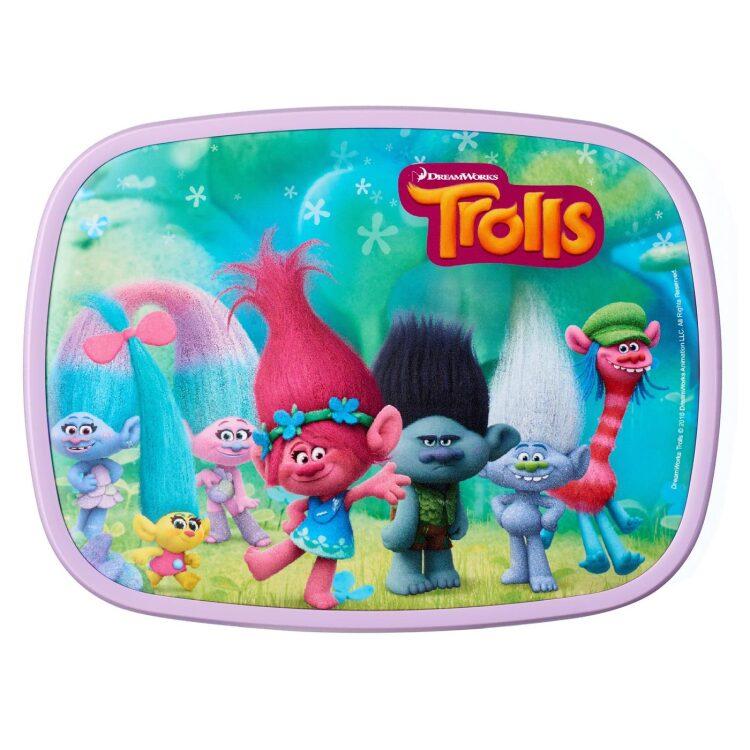Rosti Mepal Lunchbox Midi Trolls