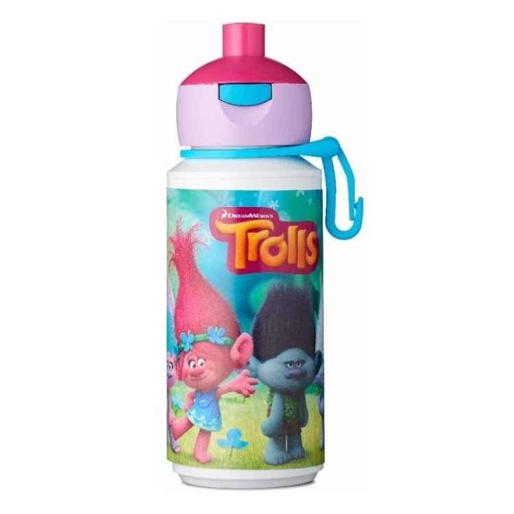 Rosti Mepal Pop-Up Drinkfles Trolls