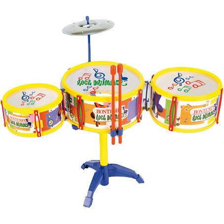 Image of Drumset Met Cymbalen