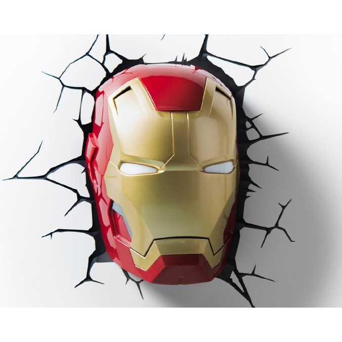 Image of 3D Iron Man Mask
