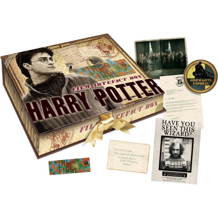 Image of Harry Potter: Harry Potter Artifact Box (0812370014989)