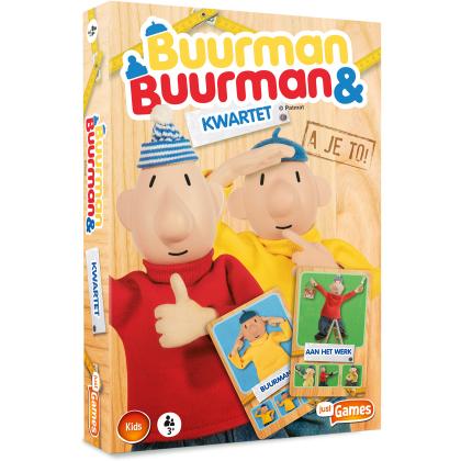 Image of Buurman & Buurman Kwartet