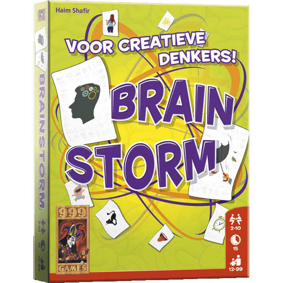Image of Brainstorm