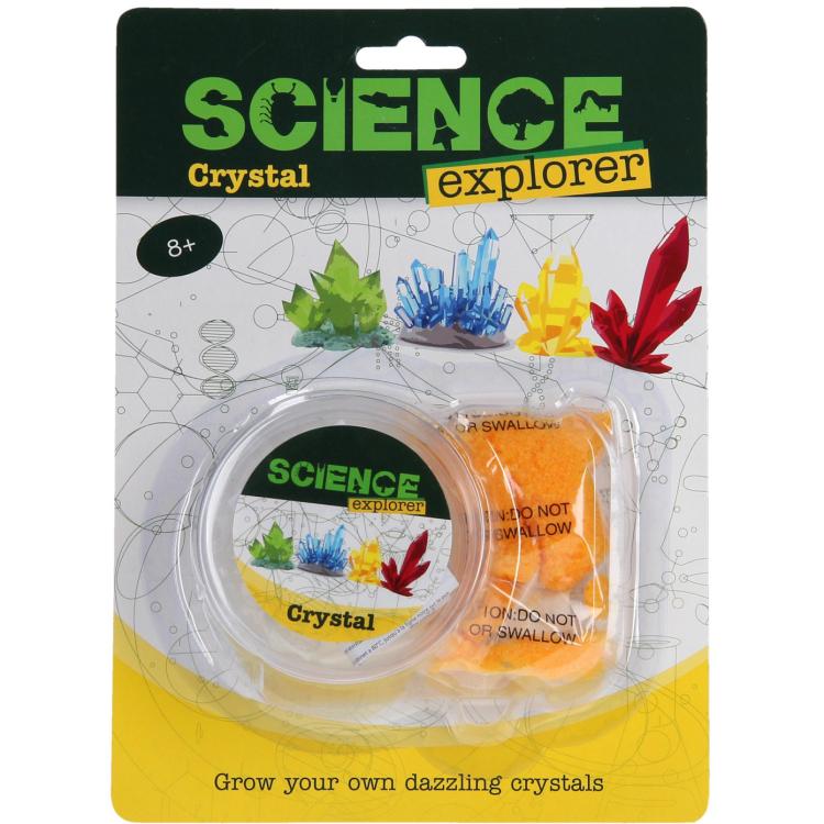 Image of Science Explorer Kristal Maken