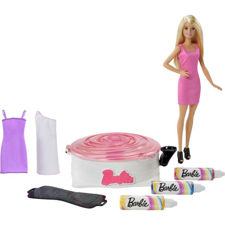 Image of Barbie draaidesign ontwerper