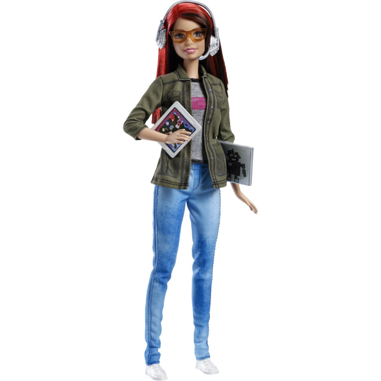 Image of Barbie Carriëres Game Developer