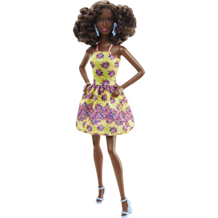 Image of Barbie Fashionistas Mooie Bloemen
