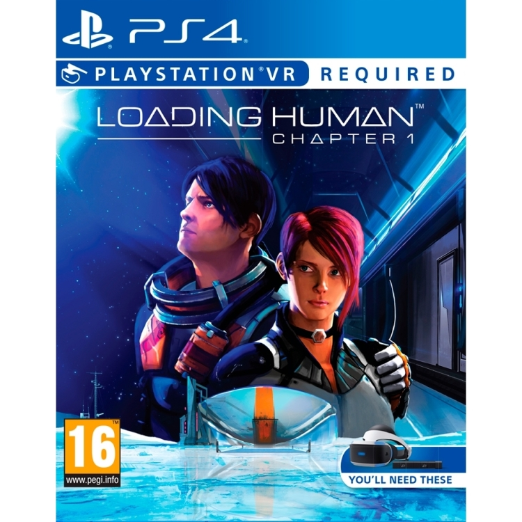 Image of 505 Games Loading Human PS4 (VR)