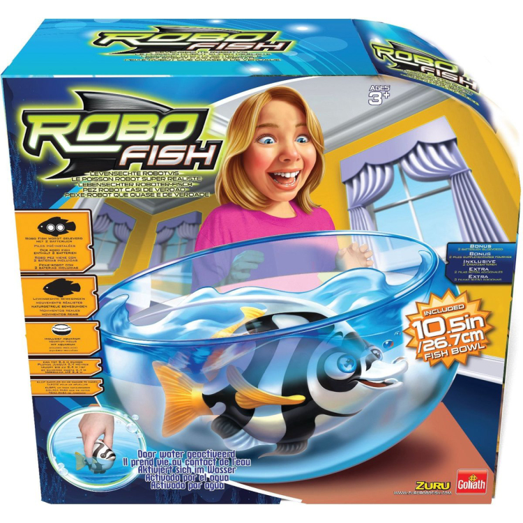 Image of Robo Fish Deep Sea - Wimple Speelset