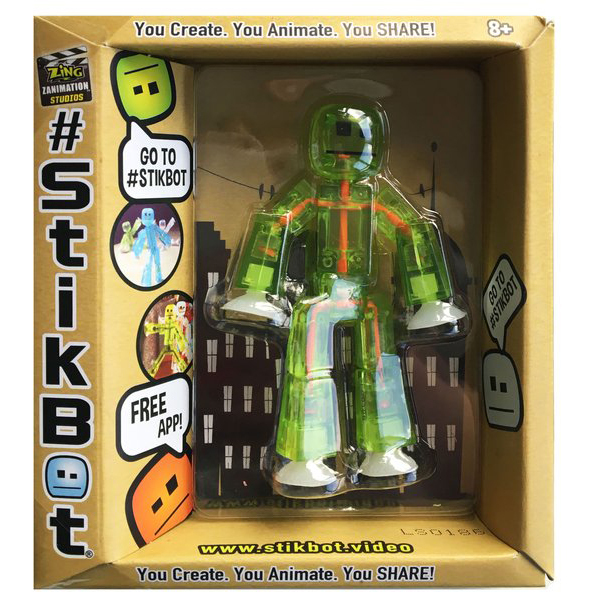 Image of Stikbot Geel