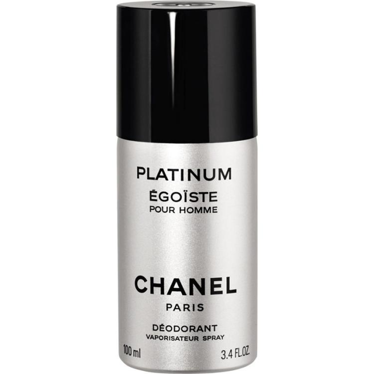 Image of Chanel Platinum Egoiste Pour Homme deo spray - 100ml