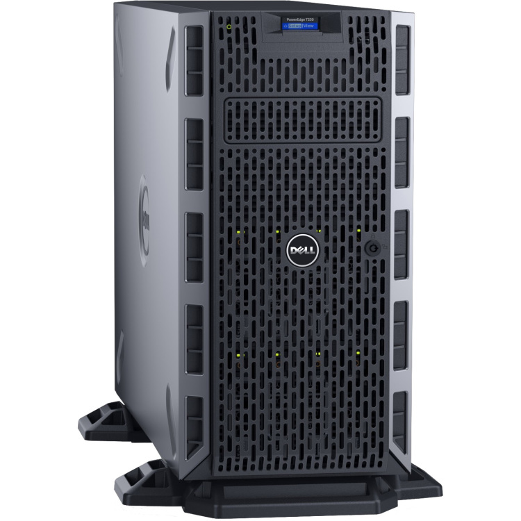 Image of DELL PowerEdge T330E3-1220 v5 - -