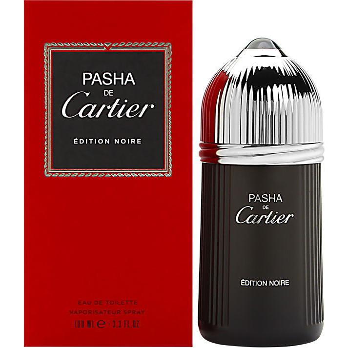 Cartier Pasha Noir Eau De Toilette 100 ml