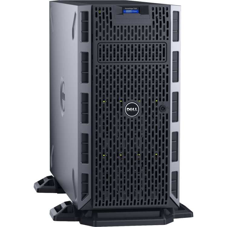 Image of Dell PE T330/Chassis 8 x 3.5 HotPlug/Xeon E3-1220