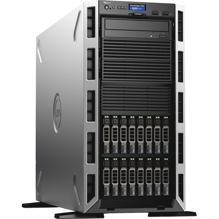 Image of Dell PE T430/Chassis 16x2.5i/Xeon E5-2620
