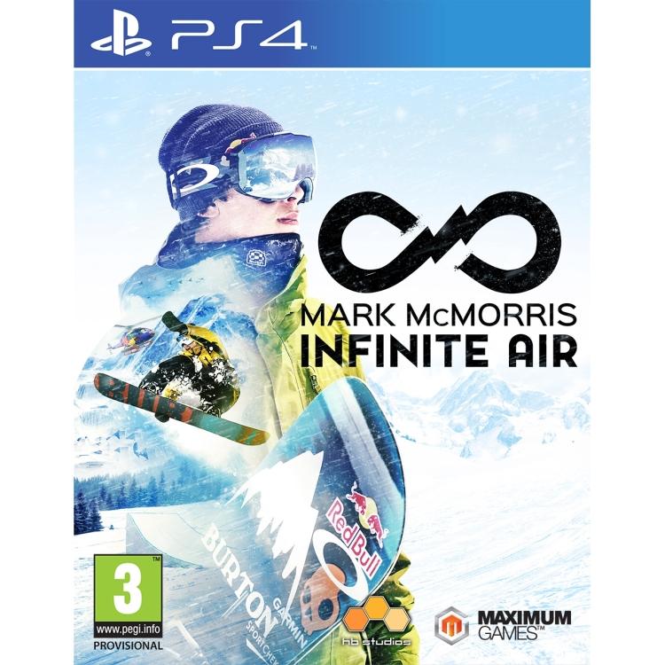 Image of 505 Games Mark McMorris Infinite Air PS4