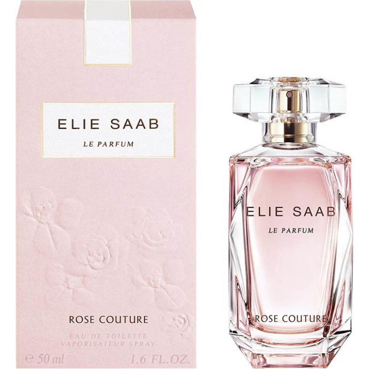 Image of Elie Saab Le Parfum Rose Couture edt spray - 50ml
