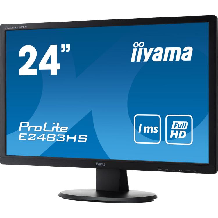 LIYAMA Monitor ProLite E2483HS-1 - 24
