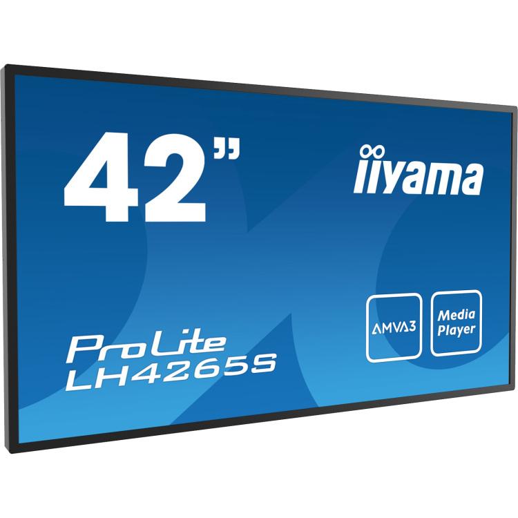 iiyama LH4265S-B1-42LED VA HDMI black (LH4265S-B1)