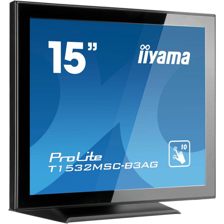 iiyama T1532MSC-B3AG-15 Anti Glare 10pt Touch (T1532MSC-B3AG)