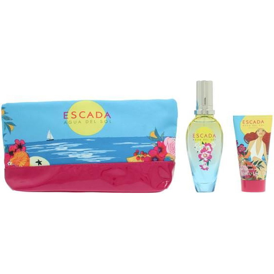 Image of Agua Del Sol Cadeauset, 3-delig
