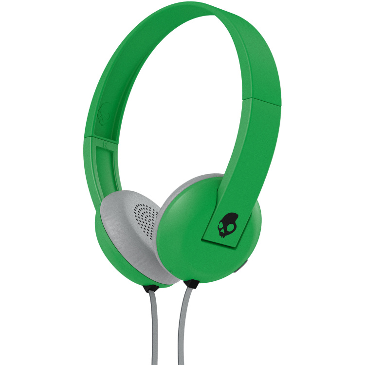 Skullcandy Skullcandy Uproar on ear with mic Ill Famed Green (S5URHT-453)