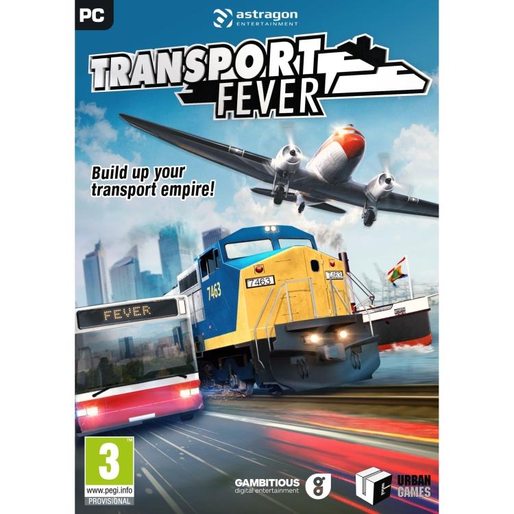 Image of Transport Fever (DVD-Rom)