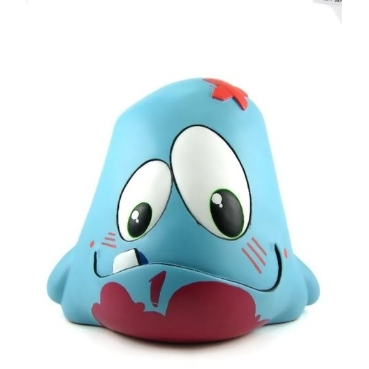 Image of NoseGo Blue 8 Inch Vinyl Figure