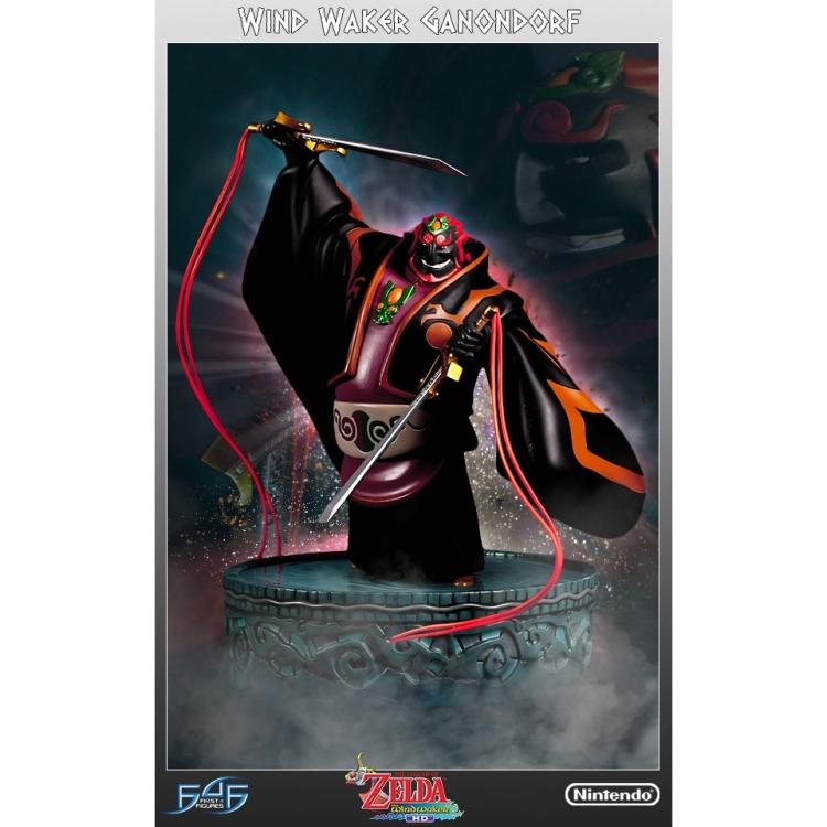 The Legend of Zelda: Windwaker Ganondorf