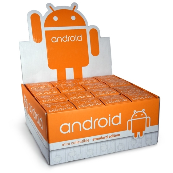 Image of Standard Android Orange (solid)