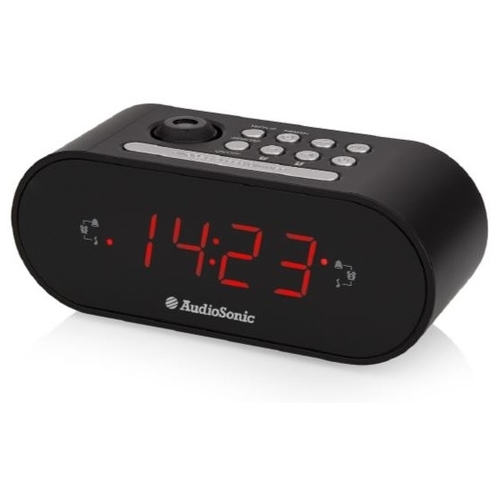 Audiosonic Klokradio Projectie CL-1496 radiowekker