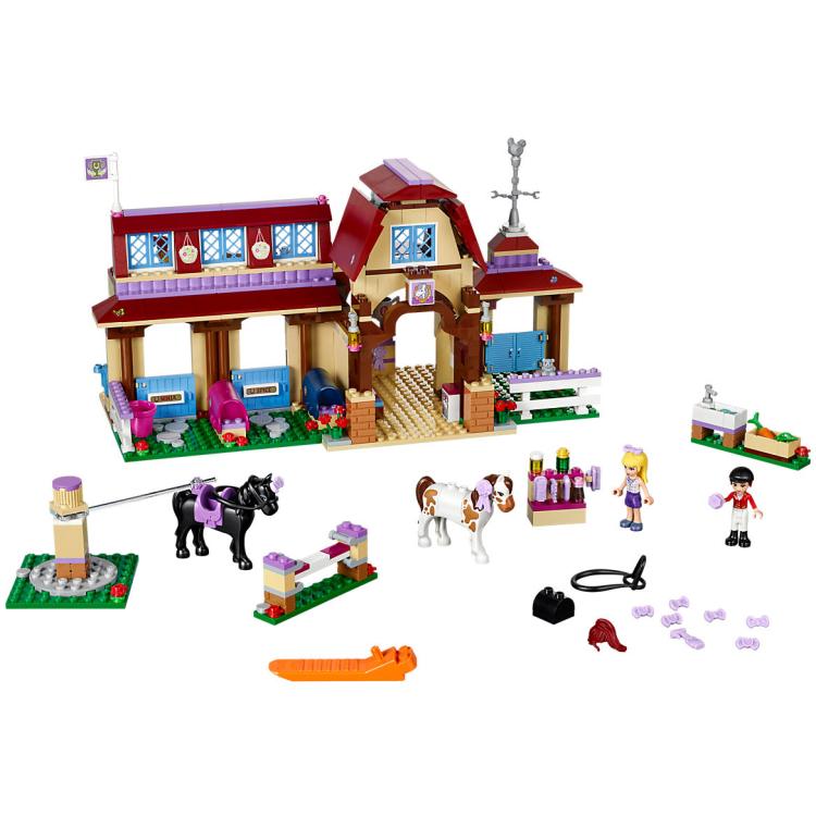 LEGO Friends Heartlake paardrijclub 41126