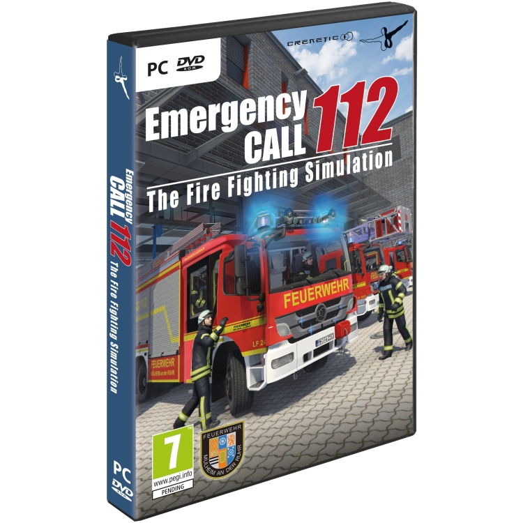 Image of Aerosoft Emergency Call 112 - The Fire Fighting Simulation
