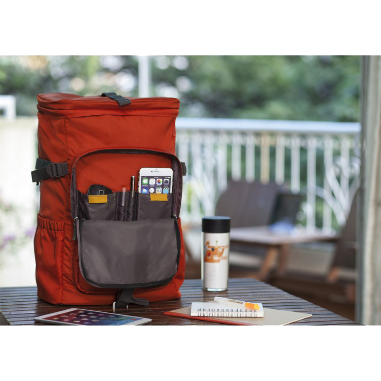 Targus Seoul 15.6in Backpack Orange (TSB84508EU)