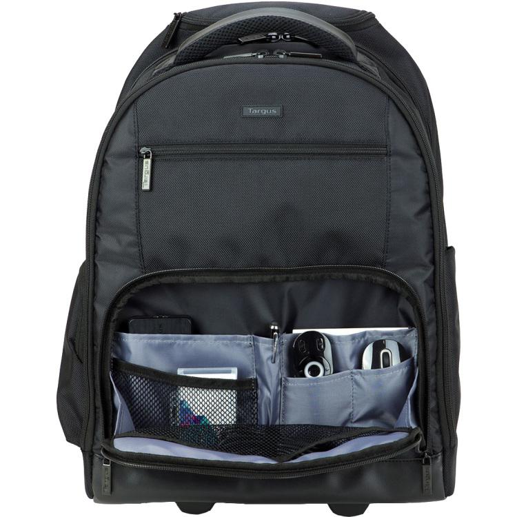 Targus 15 15.4 inch-38.1 39.1cm Rolling Laptop Backpack