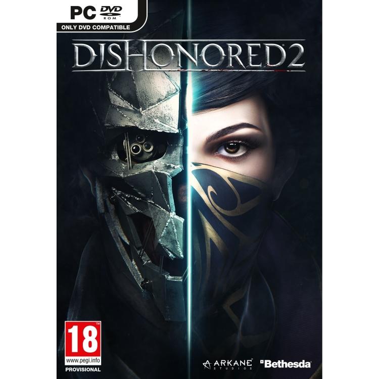 Image of Bethesda Dishonored 2 PC