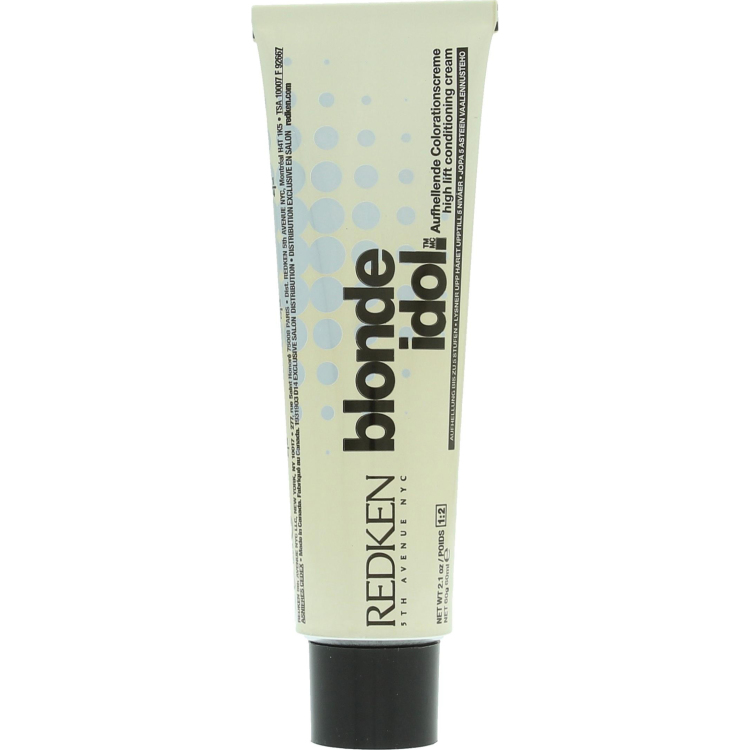 Image of Blonde Idol High Lift Conditioning Cream BL.1 Blue, 60 Ml