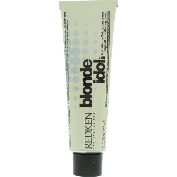 Image of Blonde Idol High Lift Conditioning Cream Blue Ash, 60 Ml