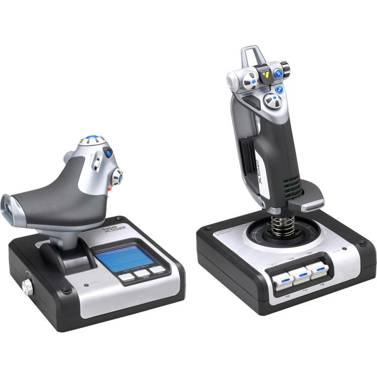 Log Saitek X52 FLIGHT Control System S