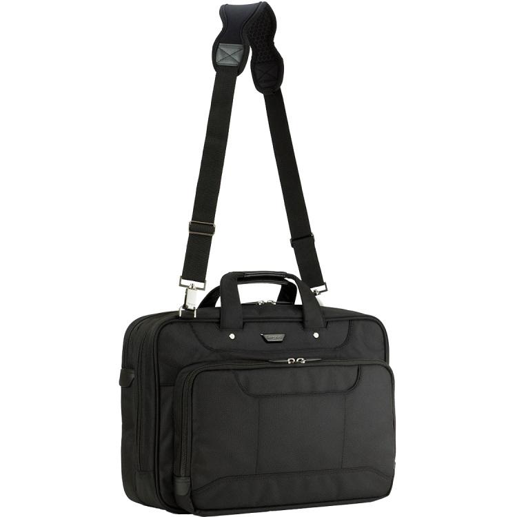 Targus Corporate Traveller Topload Black (CUCT02HC15EU)