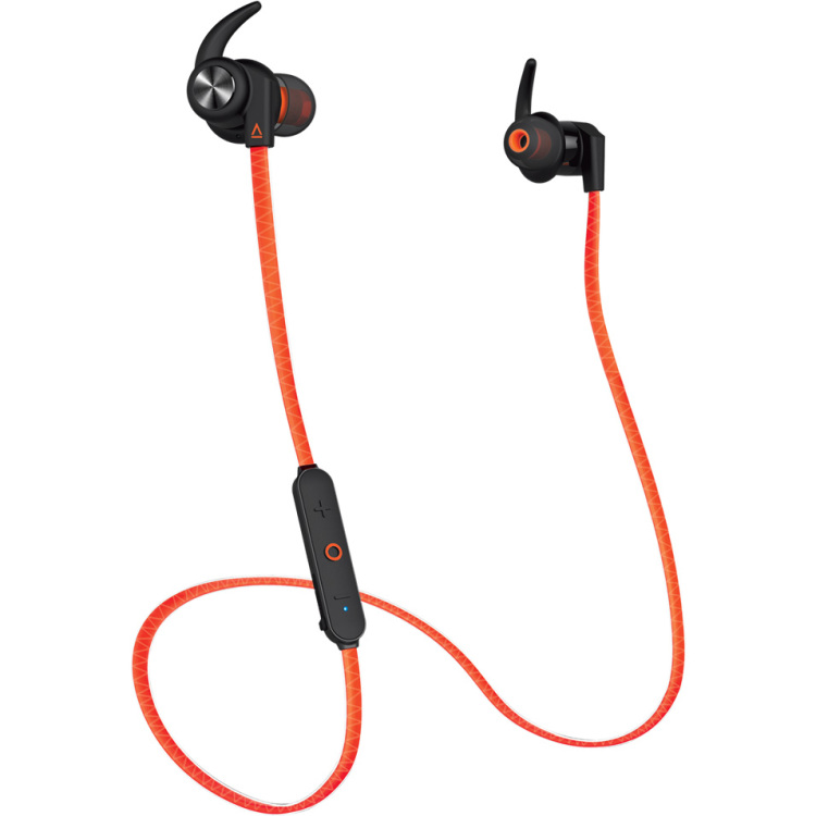 Image of Creative Labs Creative Outlier Sports Stereofonisch In-ear Oranje