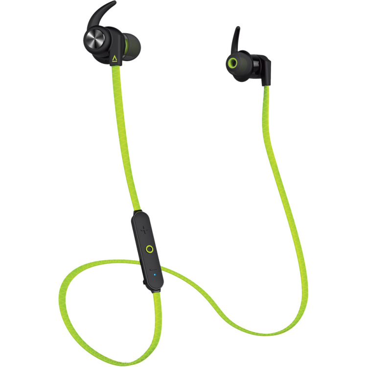 Image of Creative Labs Creative Outlier Sports Stereofonisch In-ear Groen